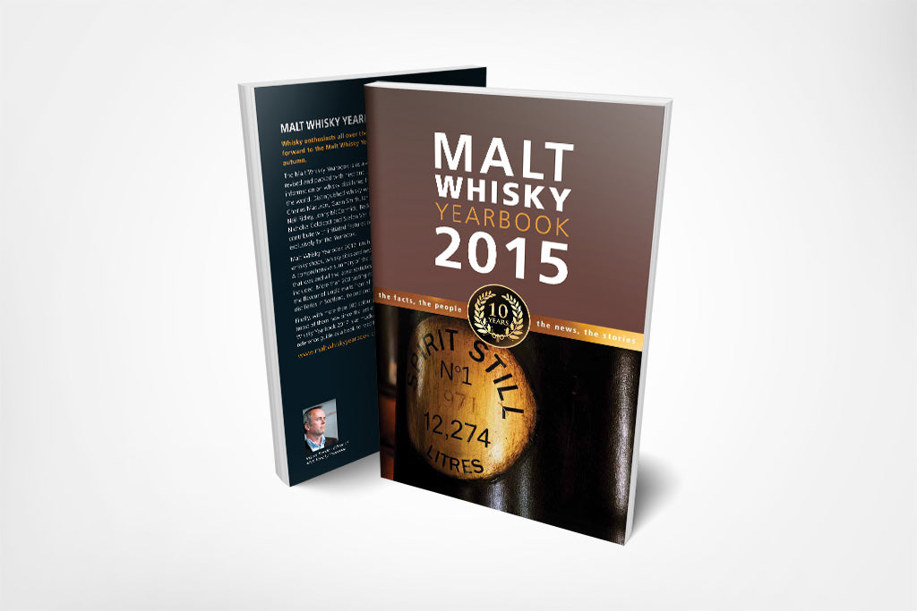 Malt Whisky Yearbook 2015