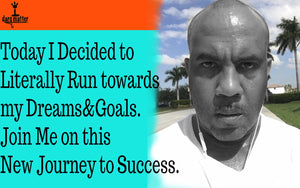 Check Out my 1st Youtube Video: Join me as we Literally Run towards our Dreams&Goals..