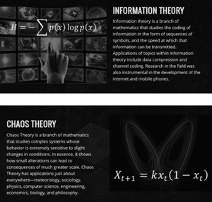 chaosophia218: Ten Equations that Changed the World.