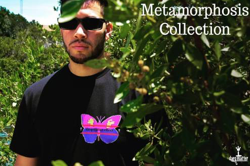 Newly released Lookbook entitled the 'Metamorphosis' Collection...