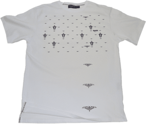 Mothman Related Items (White)