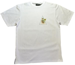 Spittin Knowledge Related Items (White)