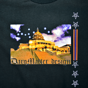 DarqMatterDesign CutnSew T-Shirts Capitol Knowledge