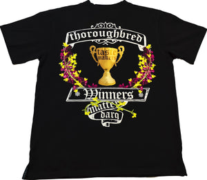DarqMatterDesign CutnSew T-Shirts ThoroughBred