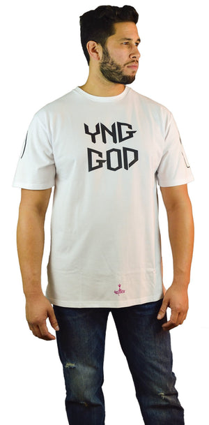 DarqMatterDesign CutnSew T-Shirts Yng God