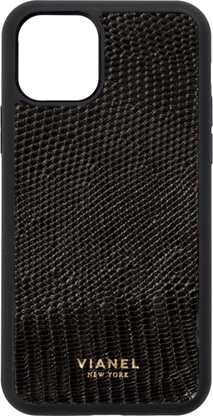 iPhone 12 Pro Flex Case - Lizard - Black