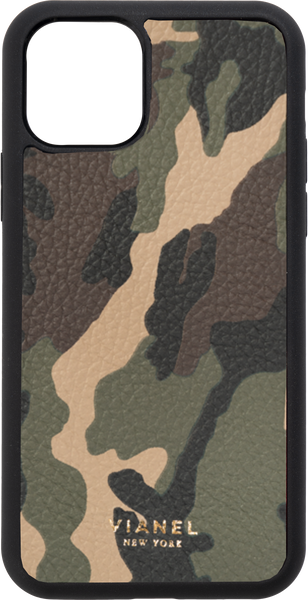iPhone 11 Flex Case - Calfskin - Camo