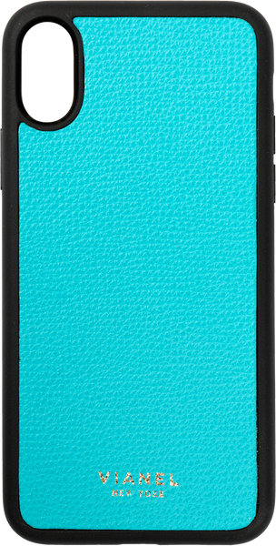 Calfskin / Turquoise / Less than 10 letters