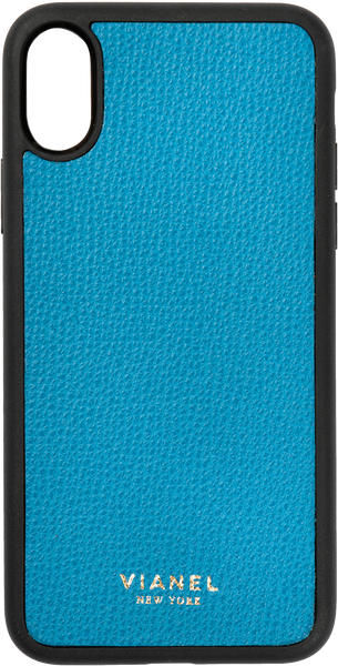 Calfskin / Blue / Less than 10 letters