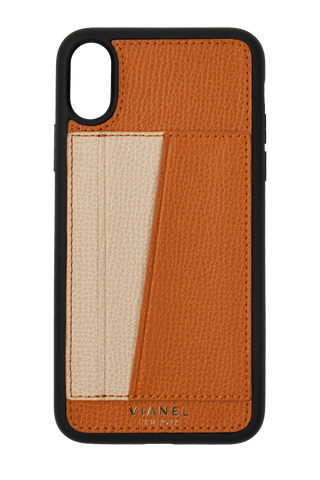 Calfskin / Orange Creme / Less than 10 letters
