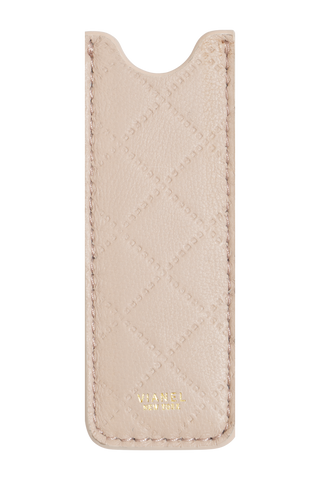 Vape Case - Lambskin - Blush Quilted