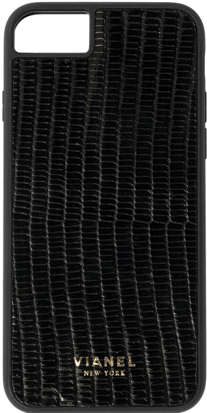 iPhone 8 Flex Case - Lizard - Black