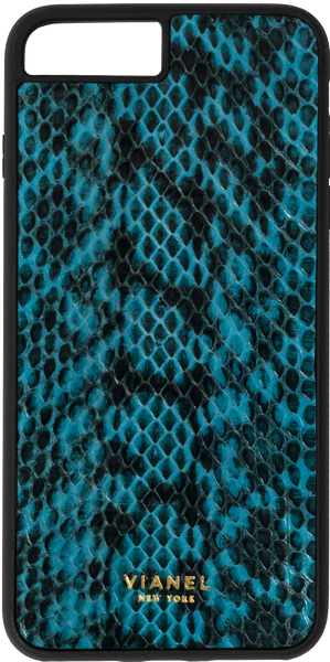 Snake / Turquoise With Black / Less than 10 letters