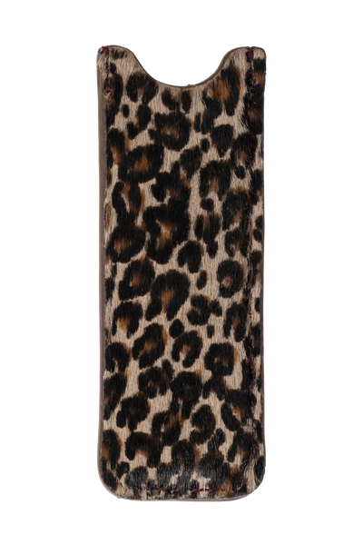 Vape Case - Hair Calf - Leopard