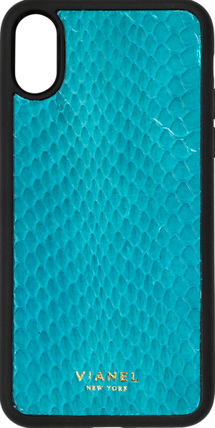 Snake / Turquoise | Front