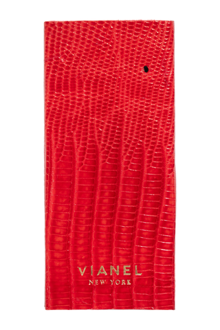 Lizard / Red | Front