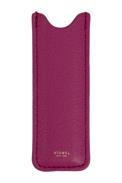 Calfskin / Orchid | Front