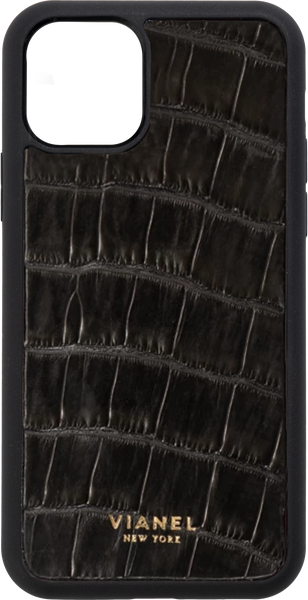 iPhone 11 Pro MAX Flex Case - Gator - Black