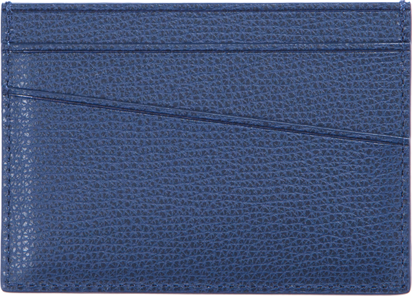 Calfskin / Dark Blue | Back