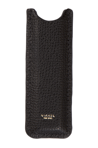 Vape Case - Calfskin - Black
