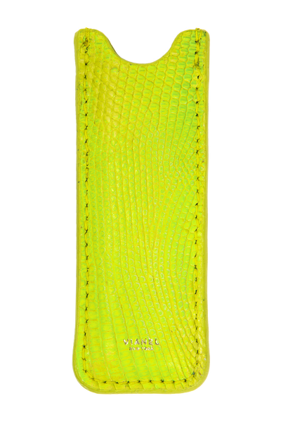 Lizard / Neon Yellow | Front
