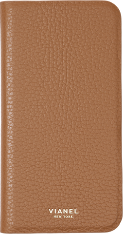Calfskin / Tan / More than 10 letters