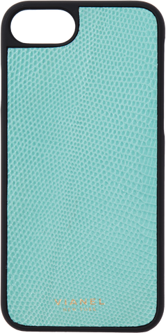 iPhone 7 and 8 Case - Lizard - Mint