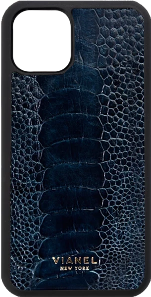 iPhone 11 Flex Case - Ostrich - Teal
