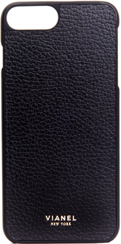 Calfskin / Black / More than 10 letters
