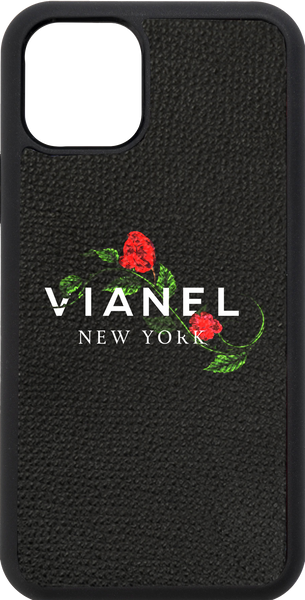 iPhone 11 Flex Case - Calfskin - Limited Edition Rose