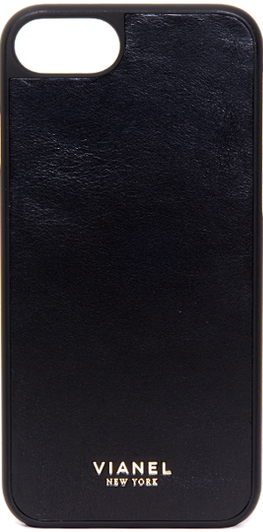 Calfskin / Black Smooth / Less than 10 letters