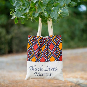 Tote bag Edem - Black Lives Matter