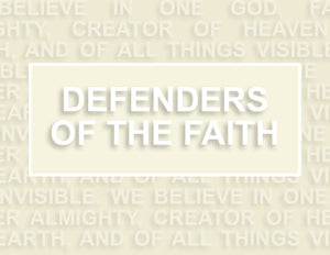 G (January) Defenders of the Faith: A Unit on the Ecumenical Councils that Formed the Creed