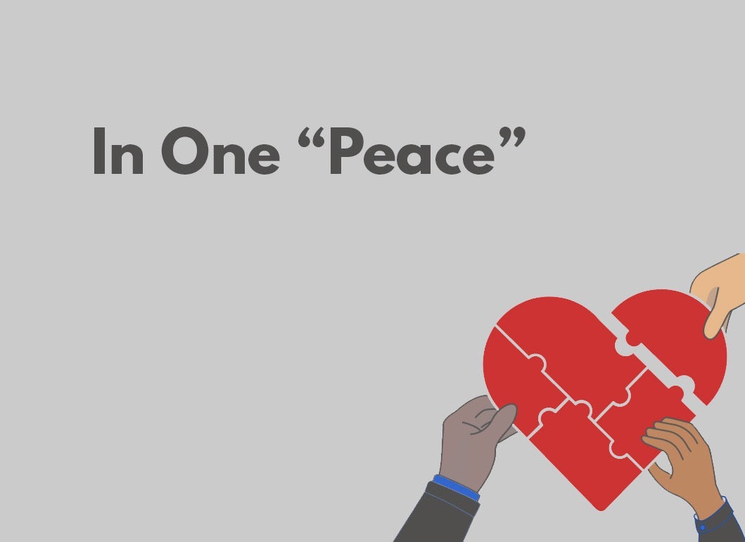 C (September) In One Peace: A Unit on Resolving Conflict