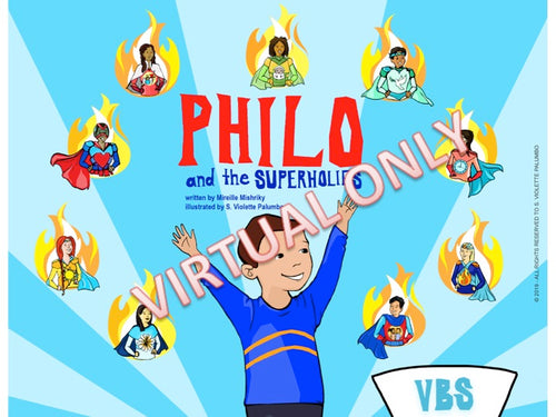 Philo & the SuperHolies VBS (VIRTUAL ONLY)