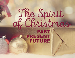 F (December) The Spirit of Christmas Past, Present, Future