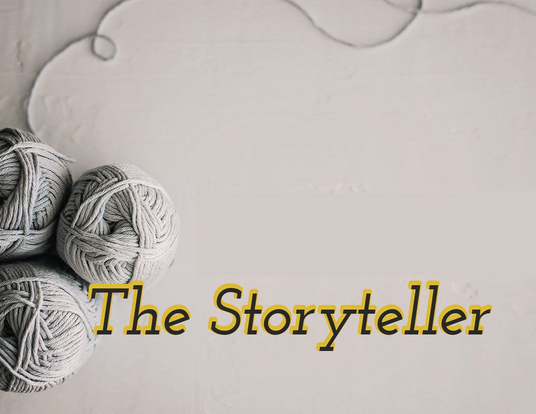 (I) (March) The Storyteller, Part I: Two-Part Lent Series Focused on Christ's Parables