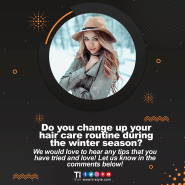 5 Healthy Hair Care Tips for Winter Hair