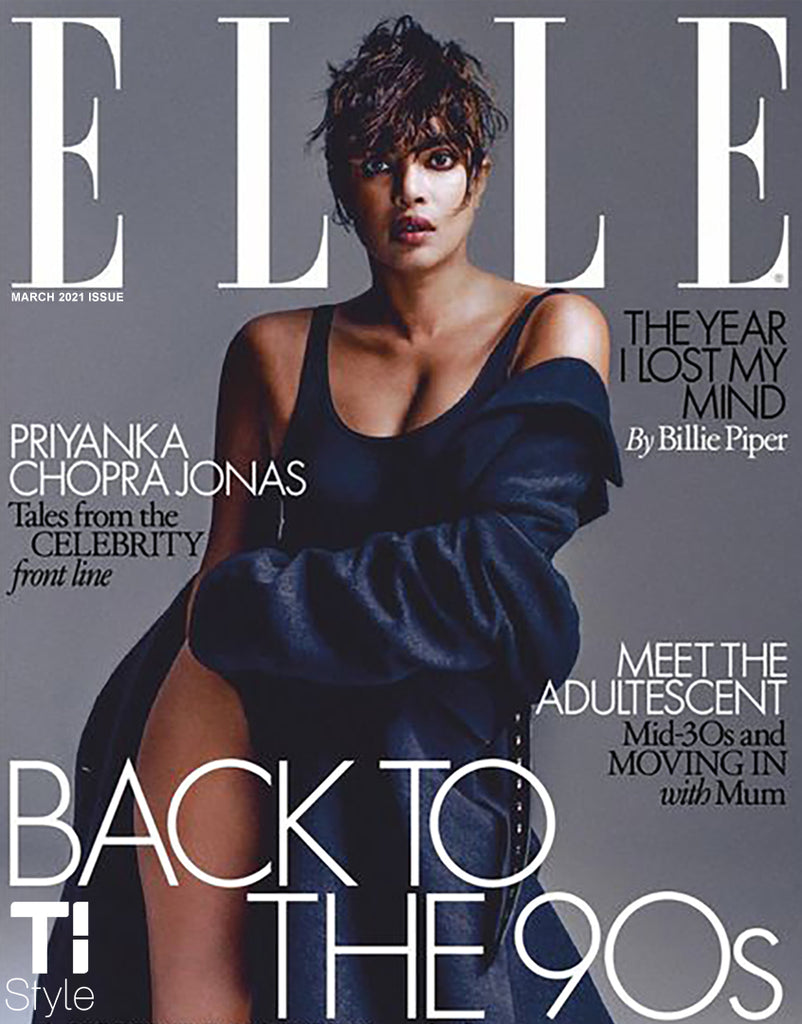 ELLE: March 2021 Issue