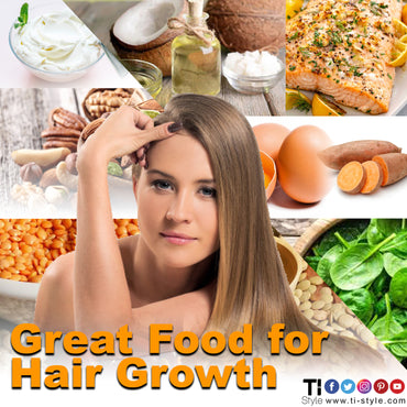 Great Food for Hair Growth