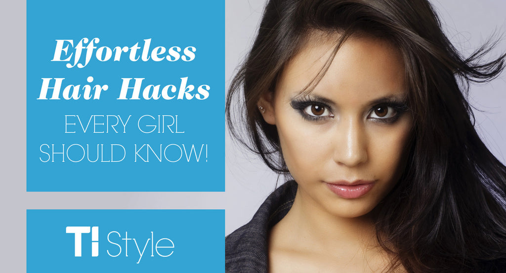 Effortless Hair Hacks Every Girl Should Know!