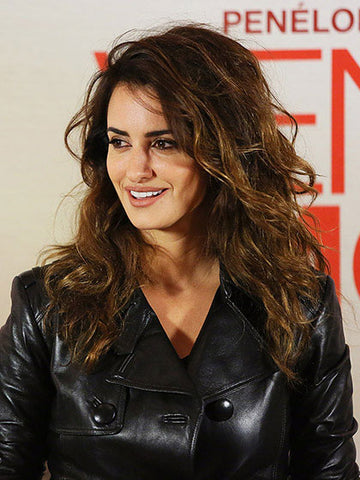 penelope cruz polished waves
