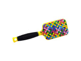 Hippy Jigsaw Paddle Brush