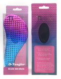 Champagne Rainbow Detangler Brush