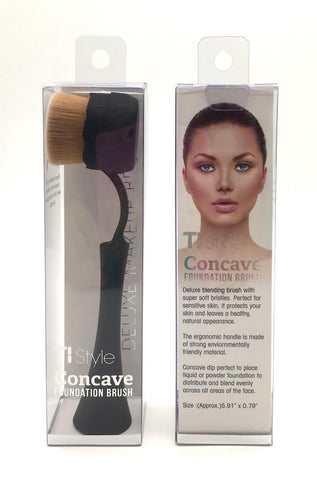 Soft Foundation Mermaid Brush