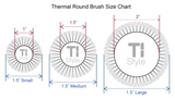 Thermal Round Brush