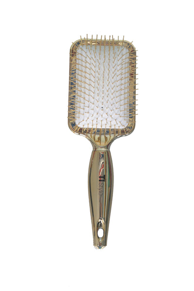 Gold Paddle Brush