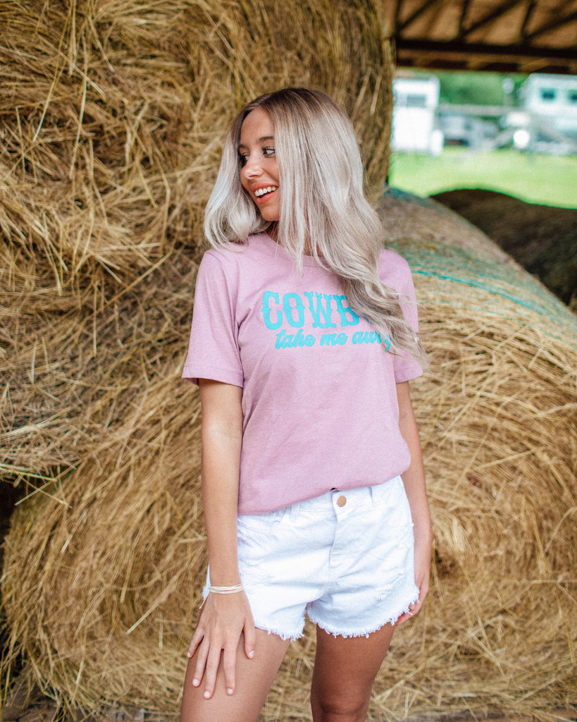 Blame It All On My Roots '20: Cowboy Take Me Away Tee