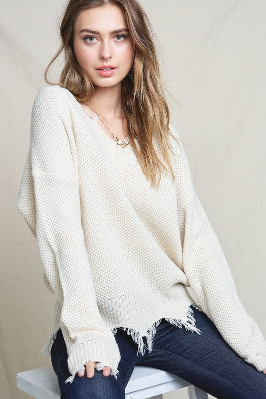Lazy Day Sweater