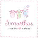 3 Marthas Baby Gifts Layette Items